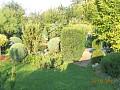 Privát Bednár - Upravená záhrada